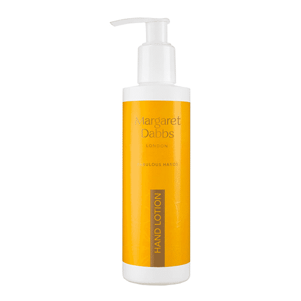 The Margaret Dabbs London Fabulous Hands Hand Lotion for youthful, hydrated hands